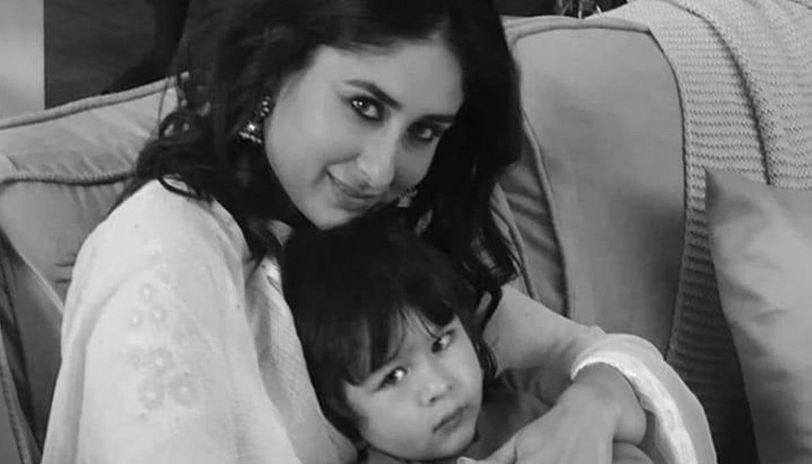 Kareena Kapoor shares adorable picture of Taimur while munching French fries