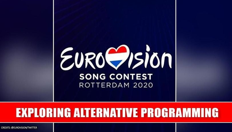 Eurovision organizers looking for alternate programming
