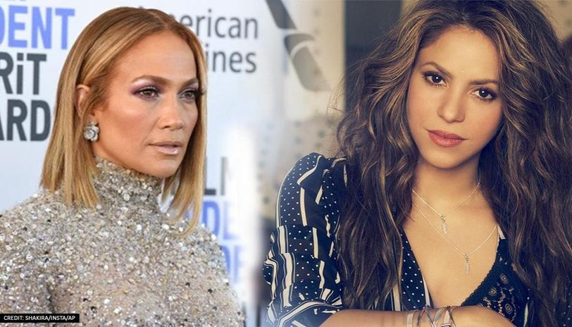 Jennifer Lopez shares BTS video of Super Bowl rehearsals, teaches twerking to Shakira
