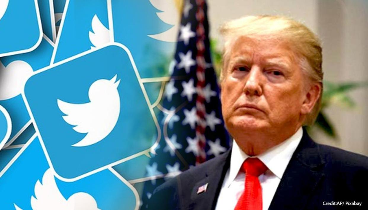 Twitter takes down image posted by Donald Trump over copyright claim - Republic World