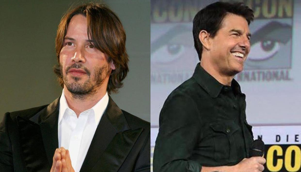 Keanu Reeves to feature in Tom Cruise's next Mission Impossible film? - Republic World