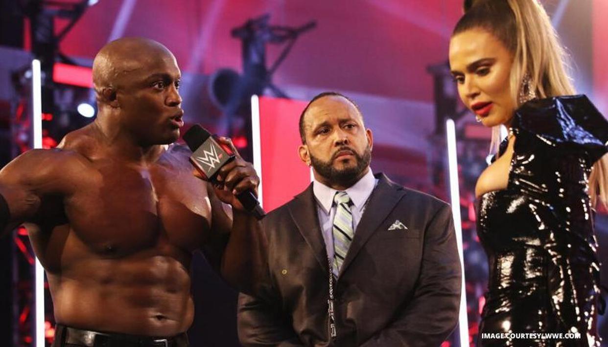 Lana Comments On Ex Husband Bobby Lashley's WWE Title Win 2