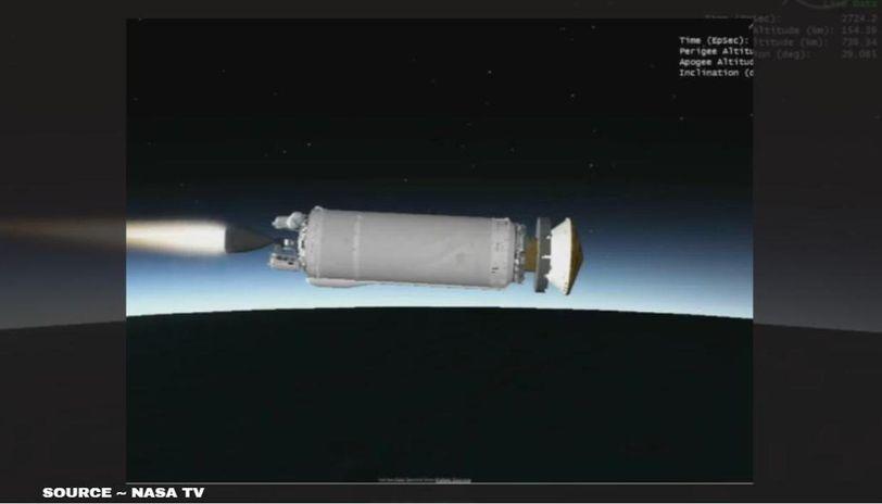 mars launch