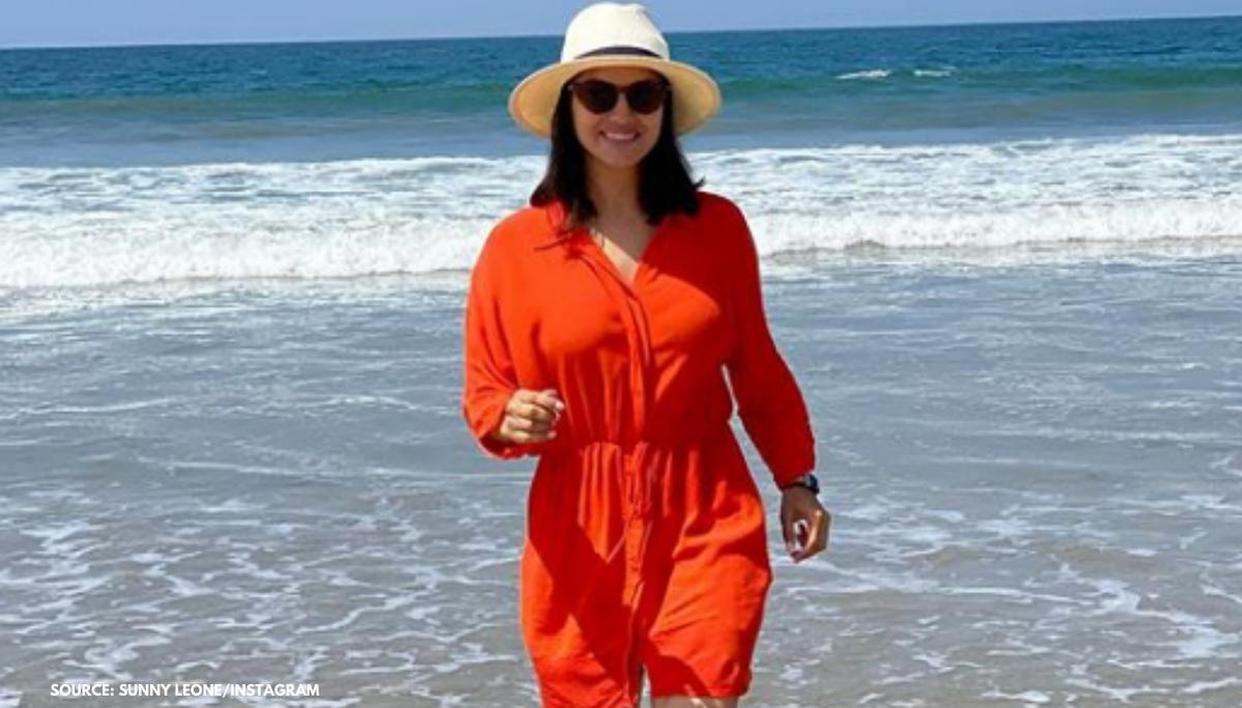 Sunny Leone's pictures from her vacation in California will make you want to hit the beach