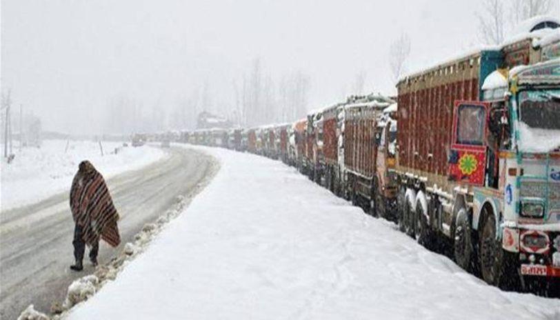 Srinagar-Baramulla highway