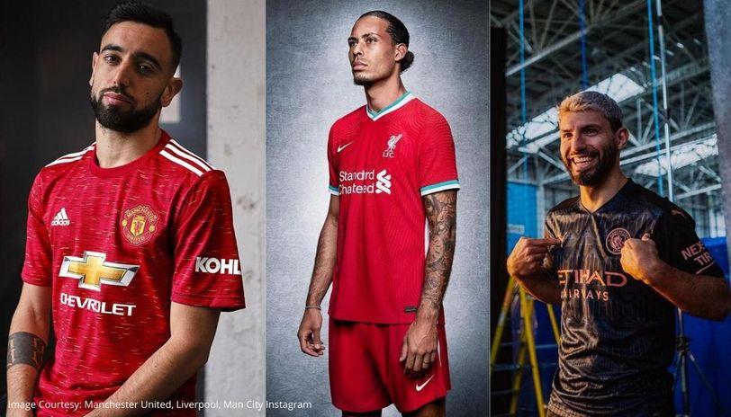 Premier League Kits Released So Far Ft Man United Liverpool Man City Chelsea Republic World