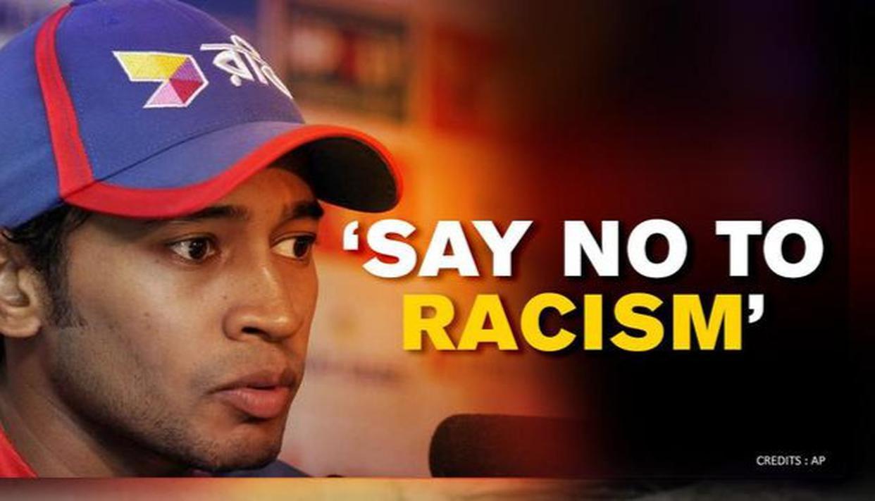 Bangladesh wicket-keeper batsman Mushfiqur Rahim raises his voice against racism - Republic World