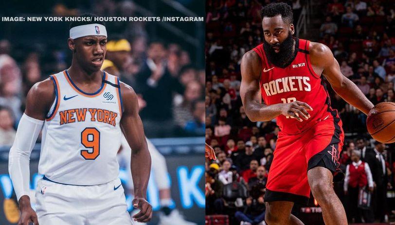 Rockets vs Knicks live streaming