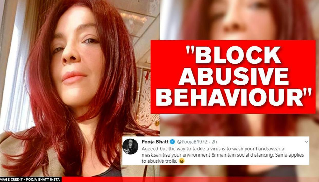 'This has to stop': Pooja Bhatt slams 'miserable souls' online, says ignoring not enough - Republic World