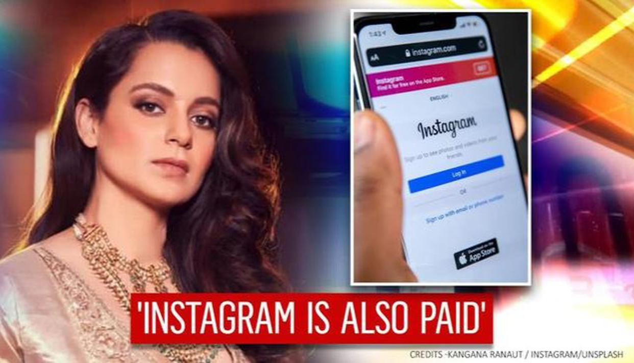 Kangana Ranaut says she lost 5 lakh Instagram followers in a week; slams 'smear campaign'