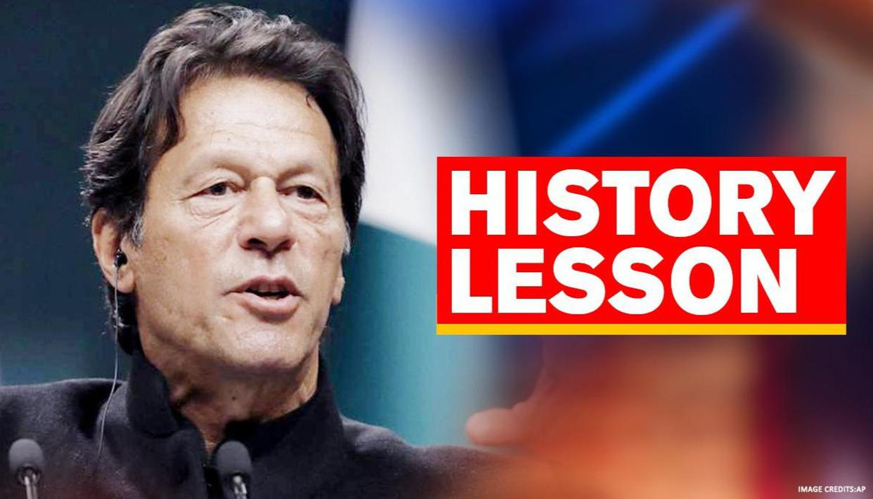 Imran Khan gives lesson on downfall of Soviet Union; calls for Meritocracy & praises China - Republic World