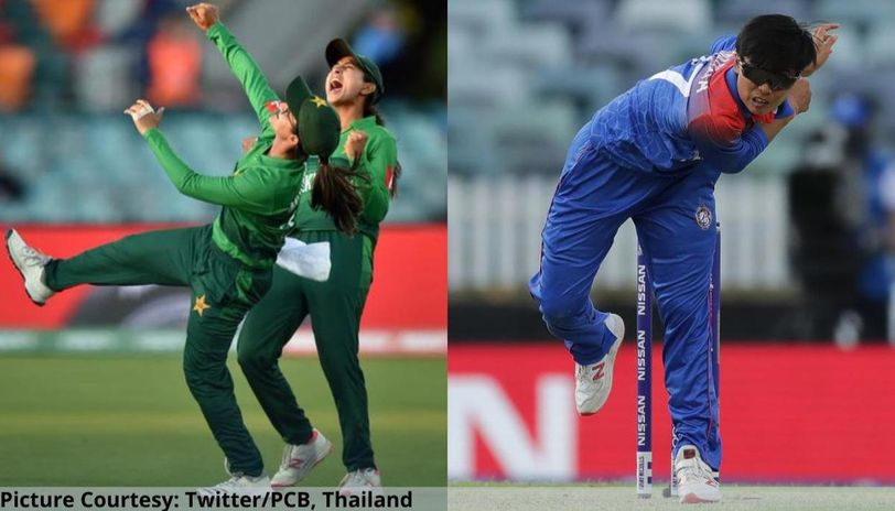 Pakistan Women vs Thailand Women live streaming