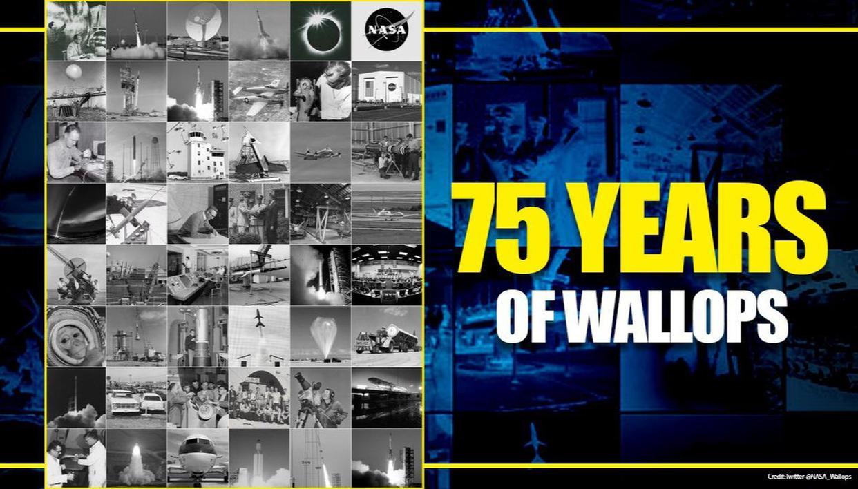 NASA Wallops celebrates 75 years of Space Exploration and Technology Development - Republic World