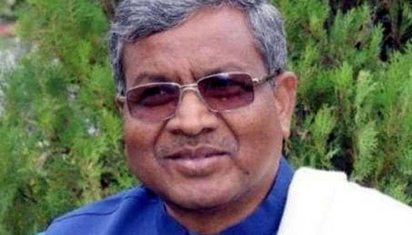 Babulal Marandi re-elected JVM(P) president