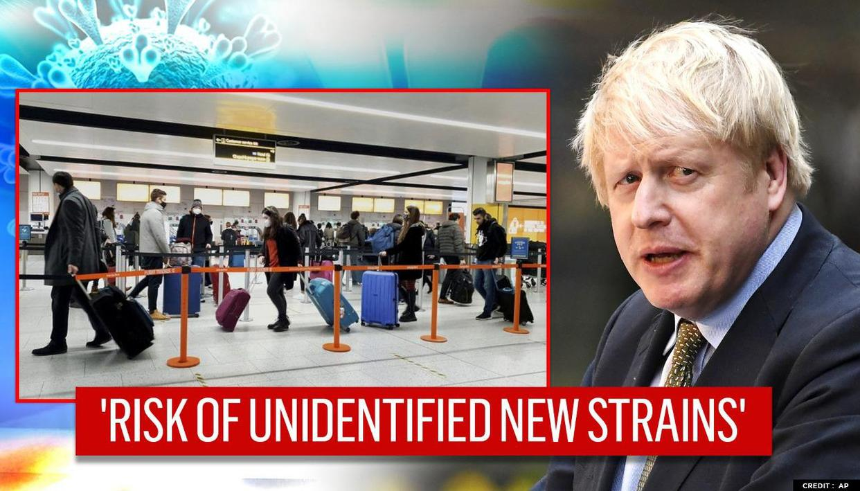 COVID-19: UK shuts down all travel corridors from January 18 to curb virus spread