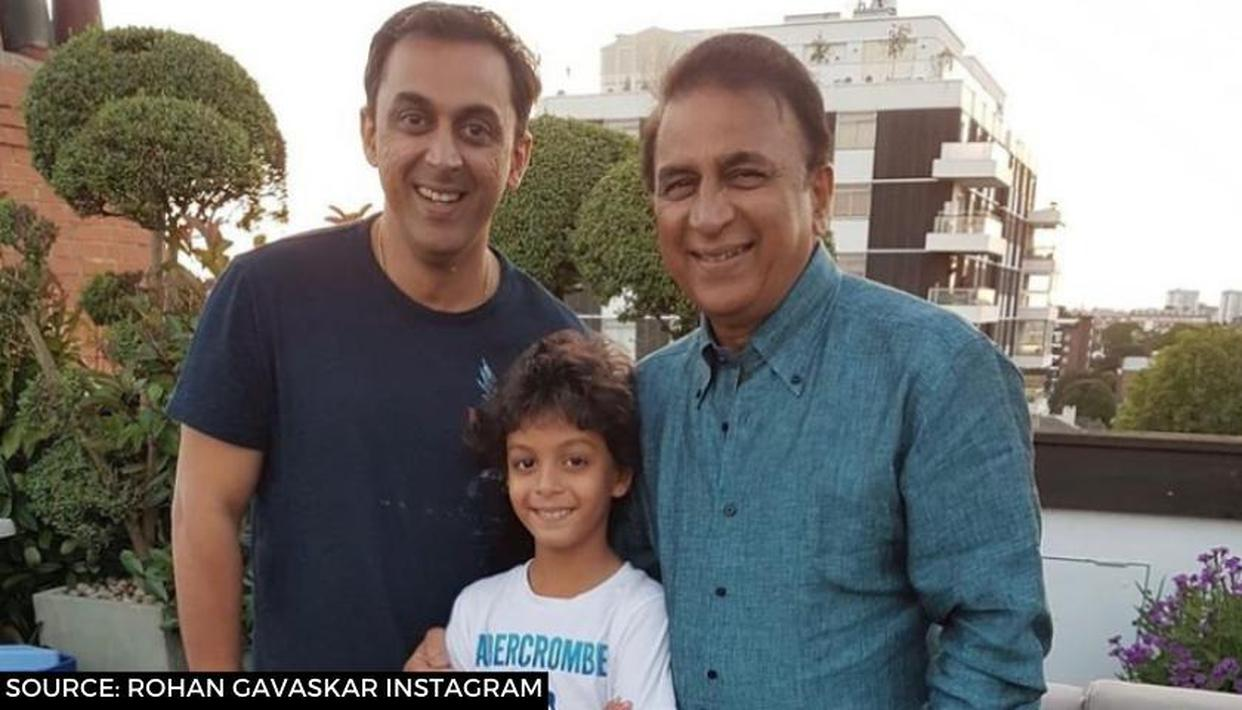 Rohan Gavaskar MOCKS 'nepotism' jibe with witty response to fan on Twitter