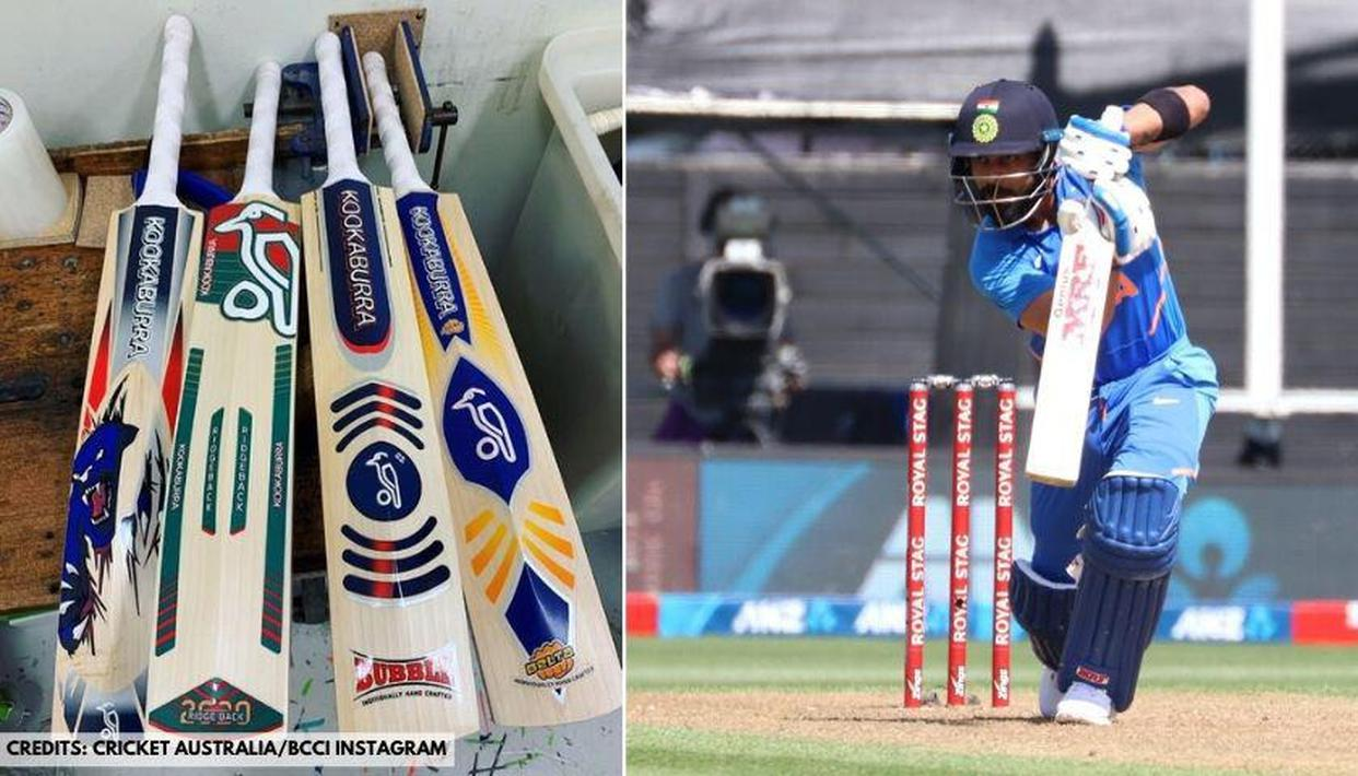 When was the first cricket bat invented? Where was it used for the first time? - Republic World