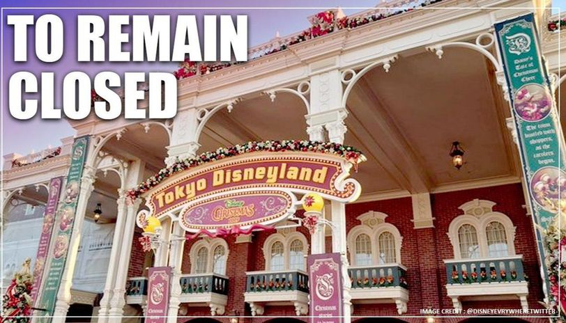 Japan: Tokyo Disneyland extends closure amid coronavirus fears