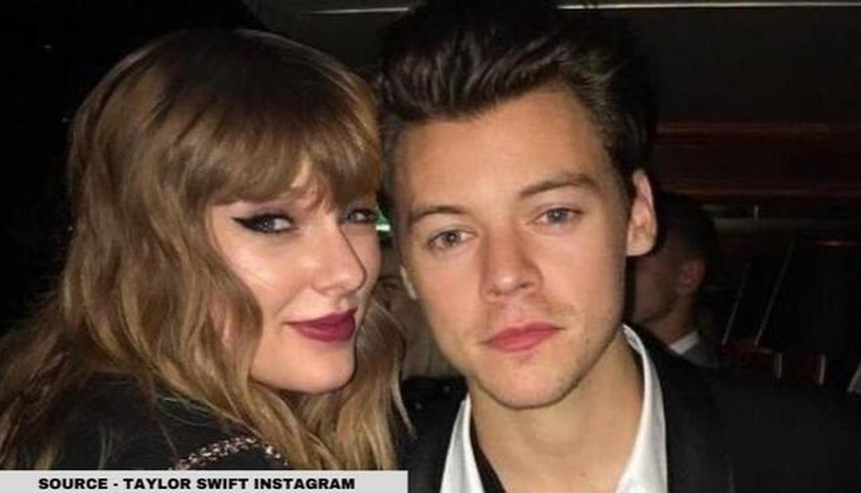 Taylor Swift And Harry Styles Detailed Relationship Timeline