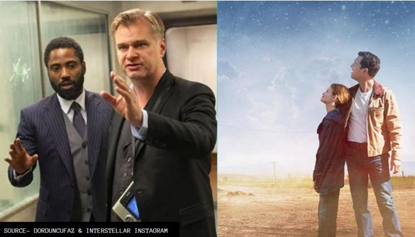 Christopher Nolan S Movies That Deal With Time Relativity See List