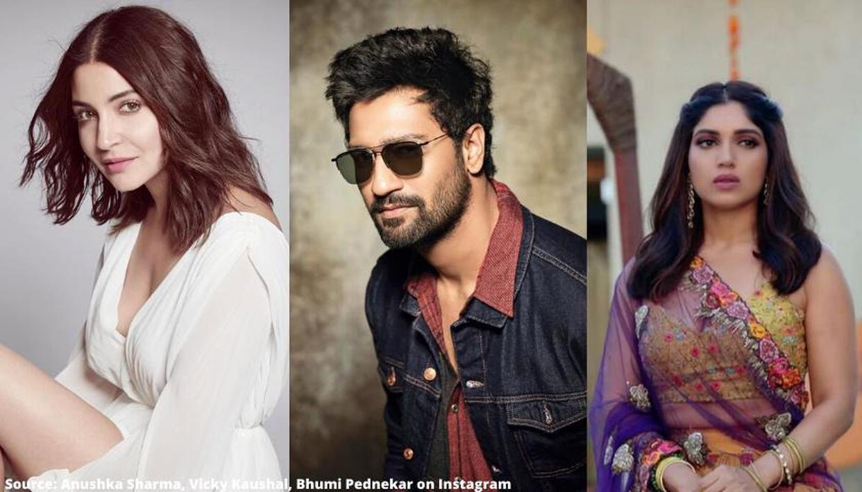 Anushka Sharma And Other Celebs Share Teaser Of Janhvi Kapoor S Gunjan Saxena Republic World