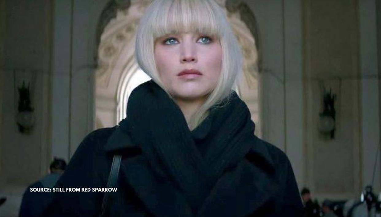 Red sparrow' ending explained: What happens with Dominika & Nate?
