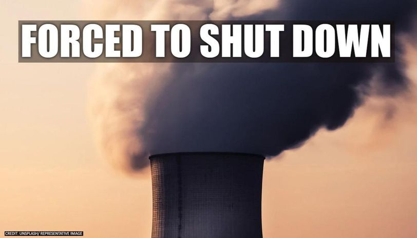 Nuclear reactor taken offline after failing to meet safety requirement