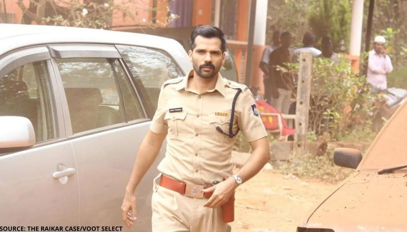 Neil Bhoopalam in The Raikar Case