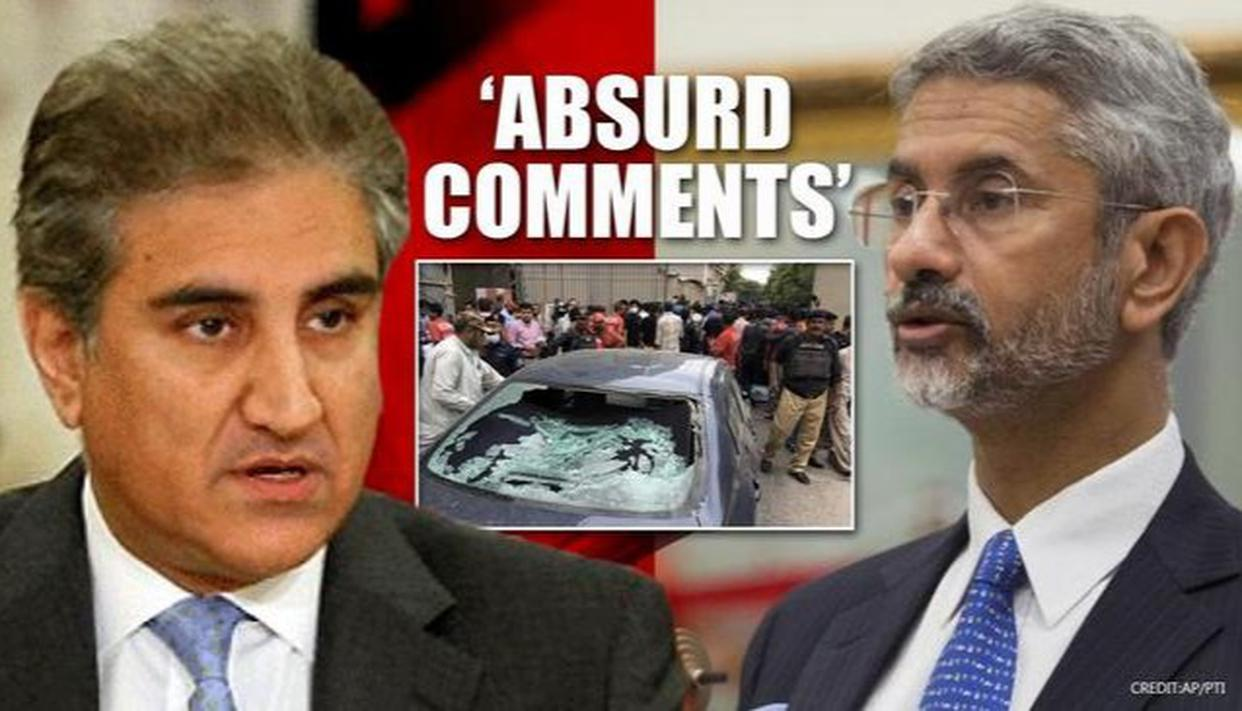 'Cannot shift blame on India': MEA slams Pakistan's 'absurd remarks' on Karachi attack - Republic World