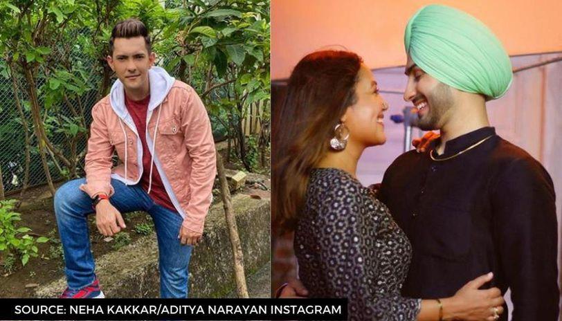 Aditya Narayan Reacts To Rumours About Neha Kakkar S Wedding No Invitation Received