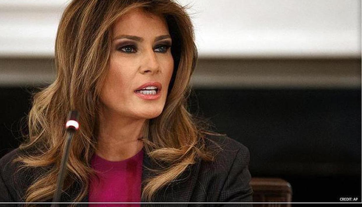 Attorney General Barr, First Lady Melania Trump speak at National Opioid Summit