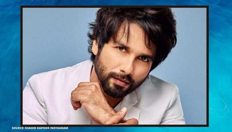 Shahid Kapoor shares fan-made sketch of his character from 'Jersey'