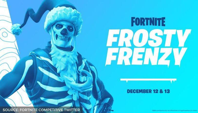 Fortnite Frosty Frenzy Tournament