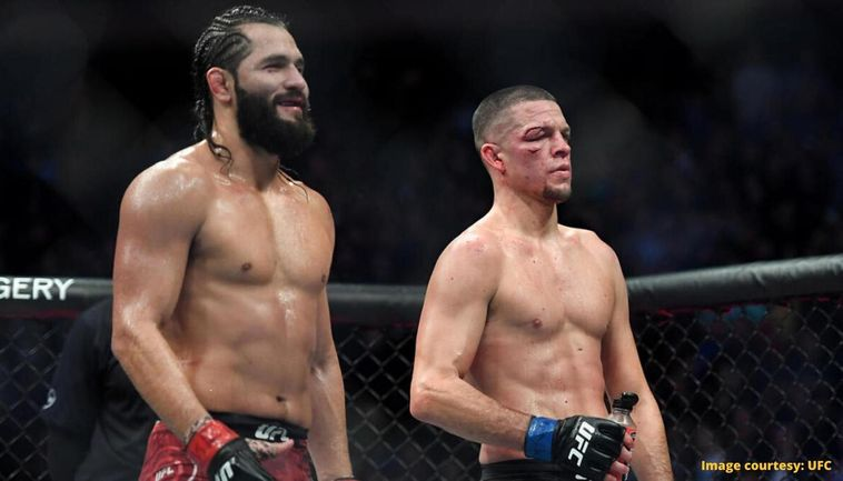 Jorge Masvidal issues open challenge to Nate Diaz for BMF rematch on Twitter