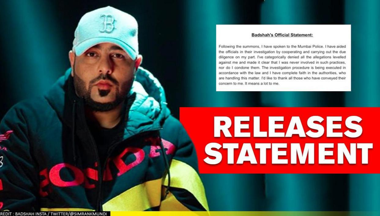 Badshah releases statement after being questioned by Mumbai Police in fake followers scam - Republic World
