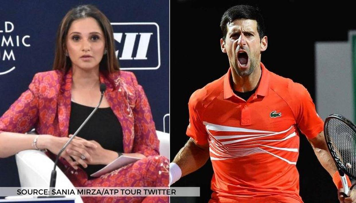 Sania Mirza snubs favourite Roger Federer, predicts Novak Djokovic will be tennis GOAT