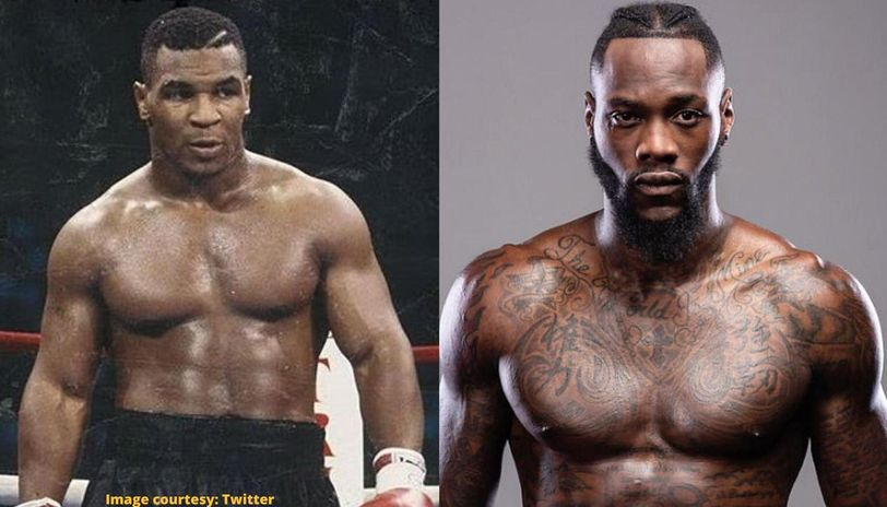 Mike Tyson Could Knock Deontay Wilder Out With Just 6 Weeks Of Training Tyson S Ex Coach