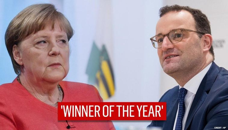 Merkel Replaced By Spahn As Germany S Most Popular Leader New Survey Finds