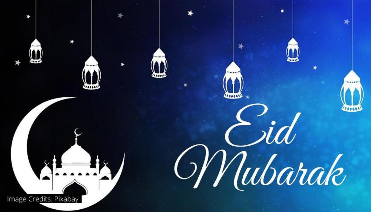 How To Pronounce Eid Mubarak Youtube
