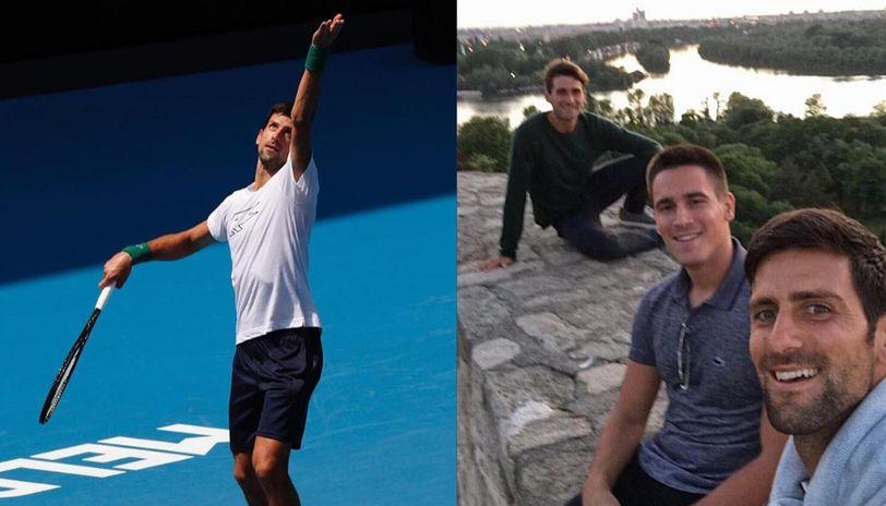 Family harmony brings back the mojo for Djokovic | Tennis – Gulf News | 464x812