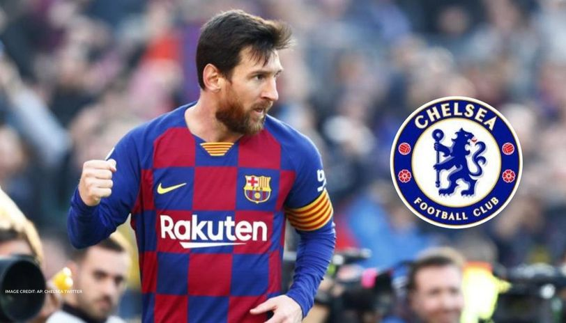 Lionel Messi To Chelsea Blues Fans Spot Interesting Development On Instagram