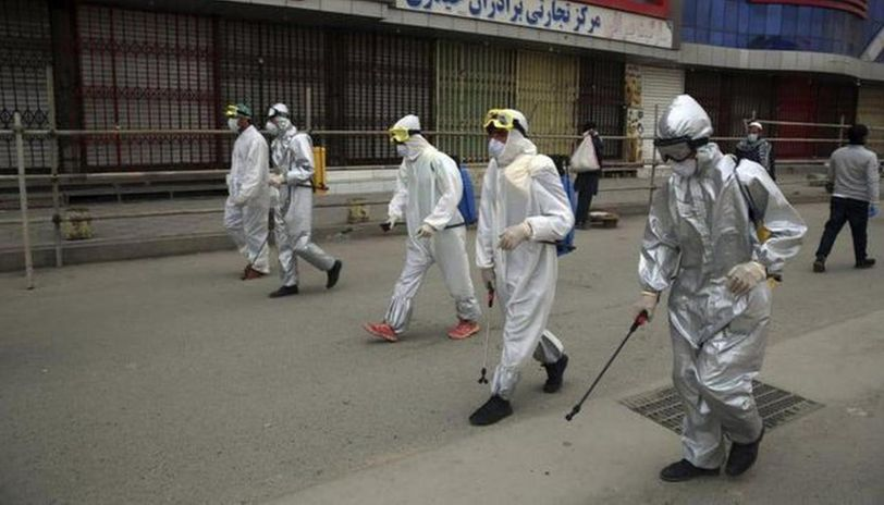 Iran:Death toll reaches 2,898, number of cases due to coronavirus pandemic is 44,605