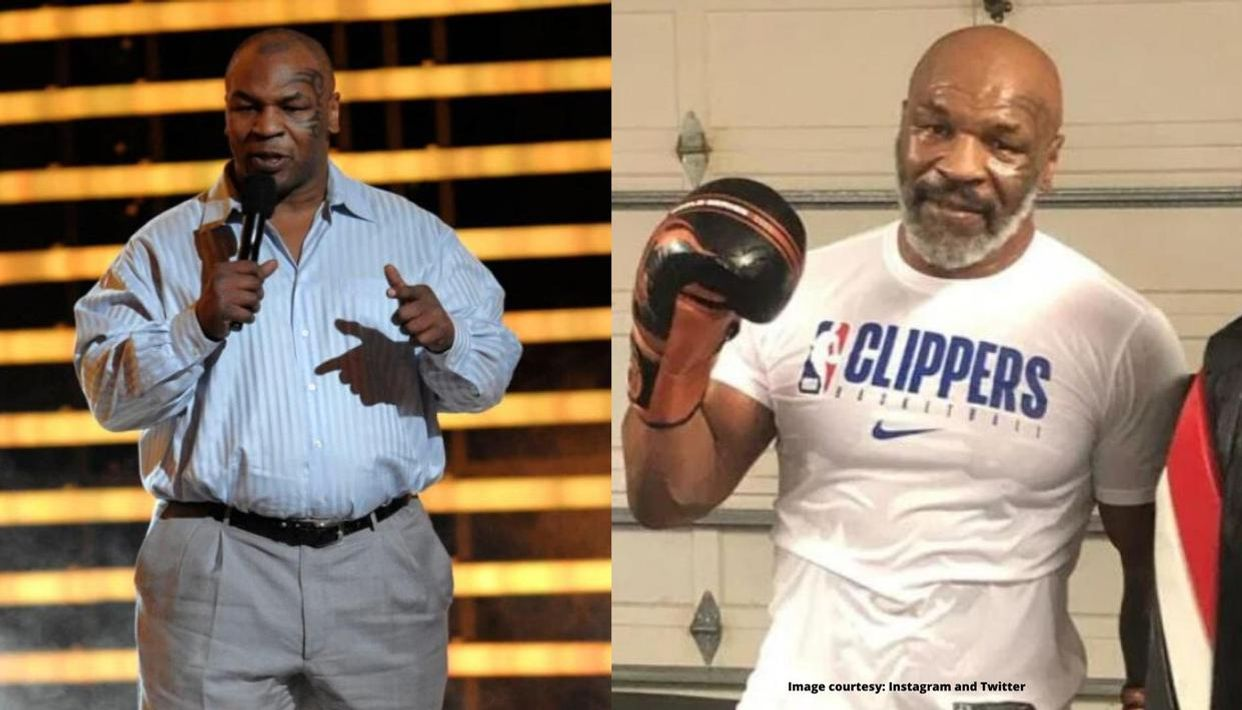 Mike Tyson Showcases Unique Body Transformation At 53 As He Plans Boxing Return