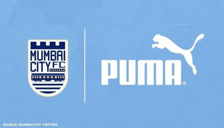 Mumbai City Fc Sign New Kit Sponsorship Deal With Puma Courtesy Man City Ownership