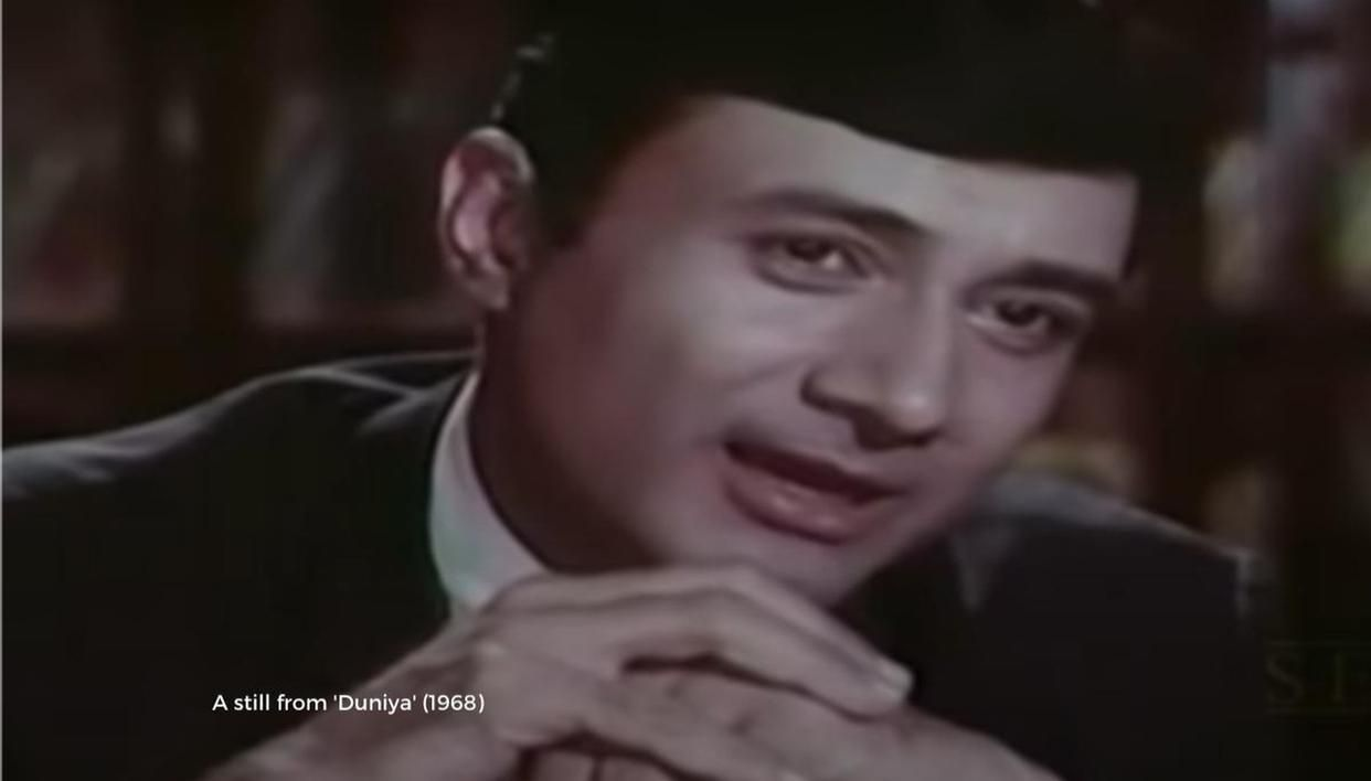 On Dev Anand's death anniversary, take a look at some of his evergreen solo songs