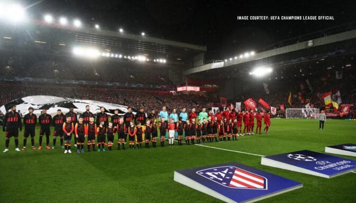 Liverpool vs Atletico Madrid Champions League tie linked to 41 coronavirus deaths: Report - Republic World
