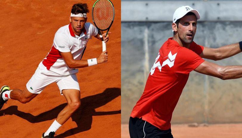 Novak Djokovic Vs F Krajinovic Rome Masters 2020 Round Of 16 Where To Watch In India Republic World