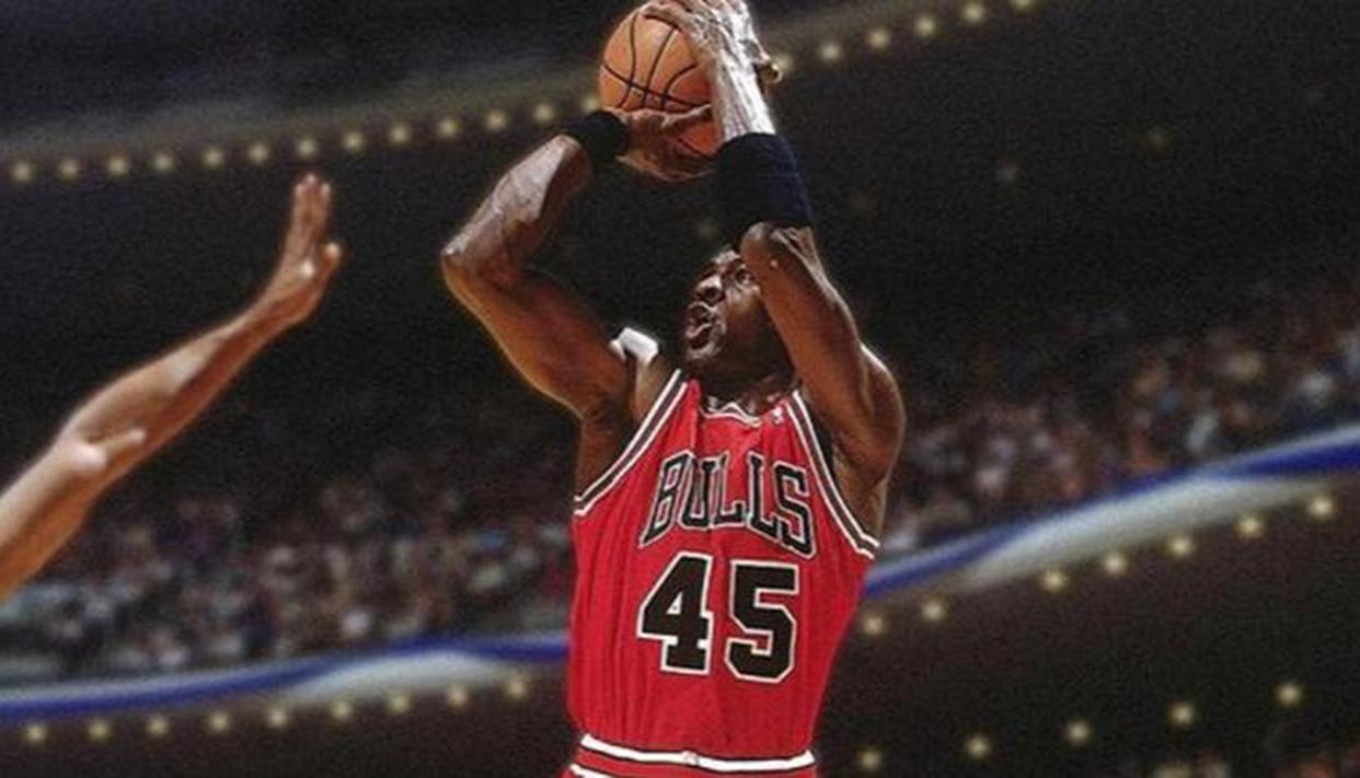 Michael Jordan earned $130 million from