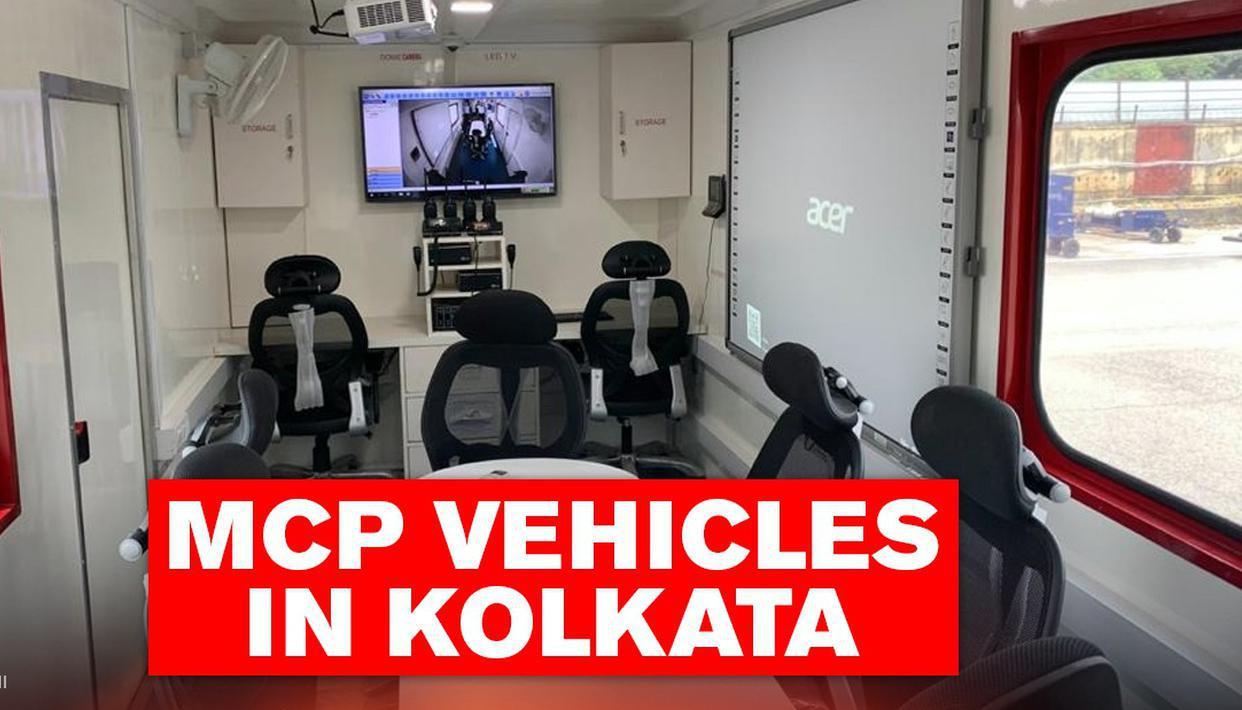 Mobile Control Post (MCP) vehicle reaches Kolkata airport after Kozhikode plane mishap - Republic World