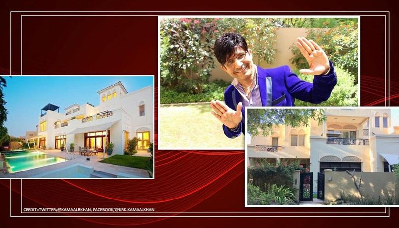KRK invites the worried to his 'corona free' house, netizens have fun responses